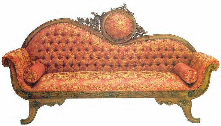 17 Best Images About Victorian Settee 39 S Loveseats Sofa 39 S