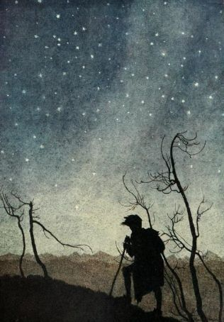 "Arthur Rackham.  Always makes me think of ""Penelope"", one of my favorite movies of all time :-)"