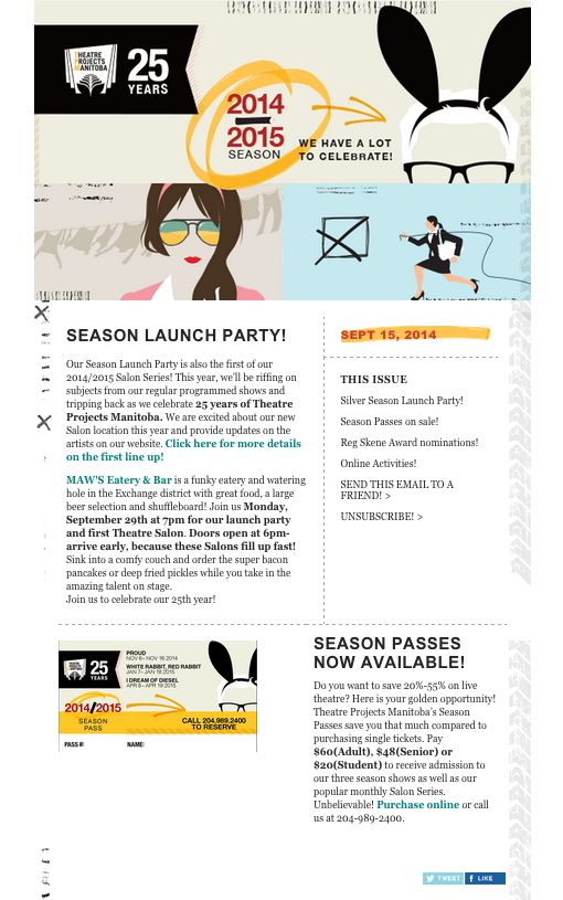 271 best images about Email Design Inspiration on Pinterest
