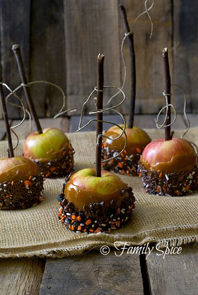 caramel apples halloween quotes quotesgram