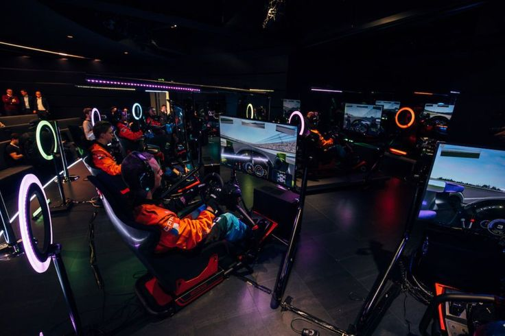 The McLaren Formula 1 team just hired the Worlds Fastest Gamer