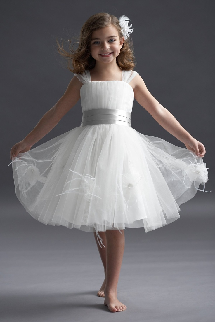 First Communion.  Maddy would LOVE this!  She is already wanting to shop around for her dress!