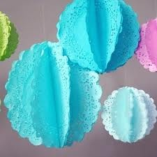 doily ideas for weddings - Google Search