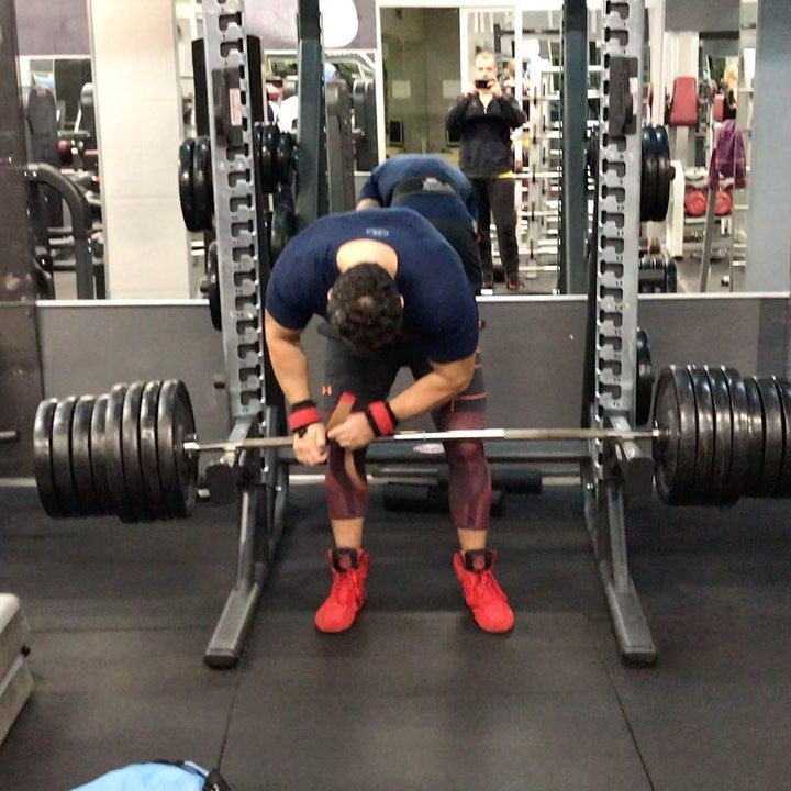Deadlift From The Boxes 294 Kg Lifestyle Fitstagram Powerlifting Strongman Athlete Apparel Workout Powerlifting Deadlift Workout