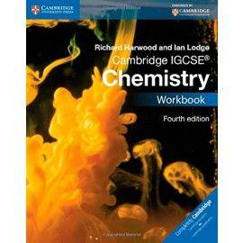 9781107614994, Cambridge IGCSE Chemistry: Workbook (fourth edition)