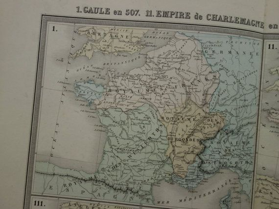 74 best Antique maps of France images on Pinterest Antique maps
