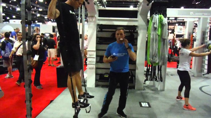 QUEENAX @IHRSA 2015 LOS ANGELES USA - ROSS BARBOUR - SUPERFUNCTIONAL TRA...