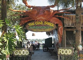 Tybee Island - The Crab Shack. Been there, ate this!
