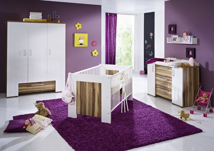 Modern Baby Nursery Design and Ideas - InspirationSeek.com