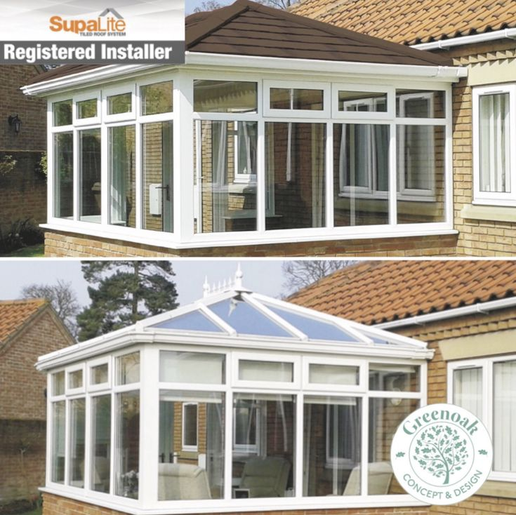 Conservatory Refurbishment in 2020 | Warm roof, External ...
