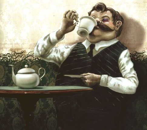 """Roger Olmos Illustrations for """"Sherlock Holmes"""" - Book Artists and Their Illustrations - Quora"""