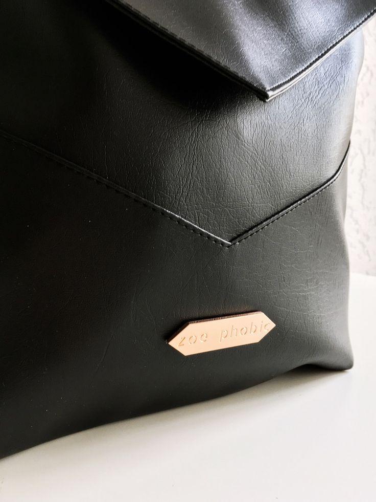 Image of HVN BACKPACK - BLACK