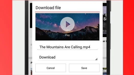 Opera Mini for Android now lets you download video and view live cricket scores