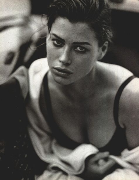 Peter Lindbergh 1990: Carr Orti, Carré Oti, Photography Peterlindbergh, Carrie Oti, Peter Lindbergh, People Women, Carr Oti, Beautiful People, Photography Bw