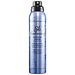 Pump up flat roots to airy proportions with one spritz. Obsessed with this texturizing spray. #Sephora #BumbleAndBumble #Hair