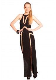 Long mesh dress $59.95