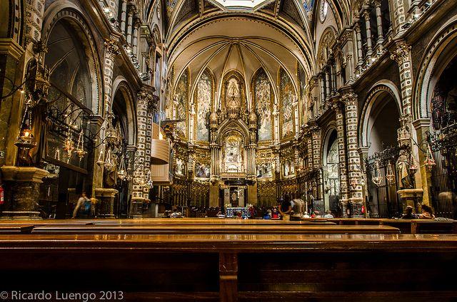 Monserrat, Barcelona   Flickr - Photo Sharing!