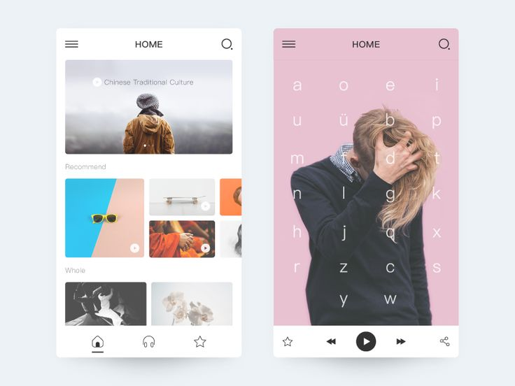 Best App Design Images On Pinterest App Design User