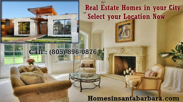 Are you looking for best and beautiful homes. We are provides real estate in your city , select you location now. Call us at (805) 896-0876, For more information, visit our Website @ http://www.homesinsantabarbara.com