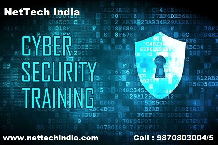 Cyber Security Course Offered By Nettech India Expands Your Knowledge In The Field Of Networking An In 2020 Cyber Security Cyber Security Course Content Curation Tools