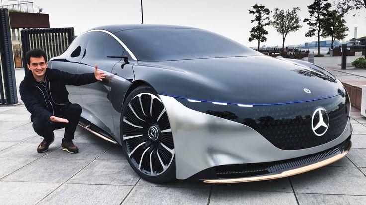 ТЕСТ MERCEDES SCLASS 2021! BMW и Audi должны ответить, но