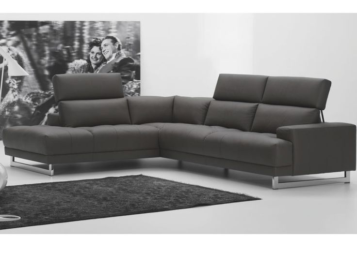 Nett e schillig sofa