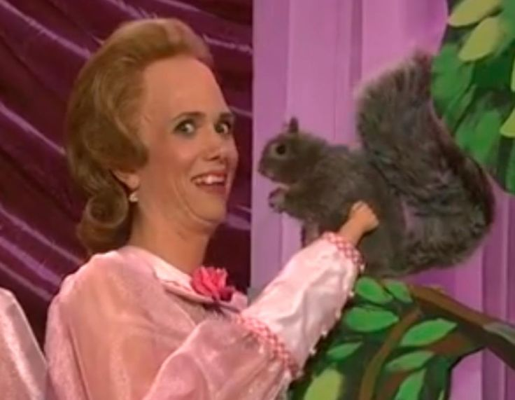 Saturday Night Live Cat Hair Skit