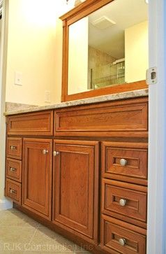 Bertch Bath Cabinetry Door And Drawer Style Centennial
