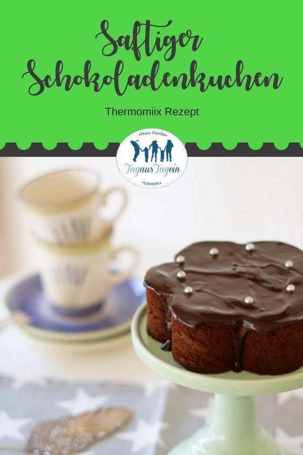 Rezept Fur Einfachen Saftige Schokoladenkuchen Fur Den