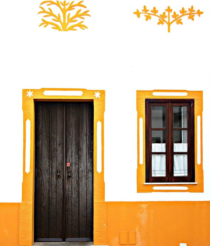 Typical house from #Alentejo Odeceixe, Portugal