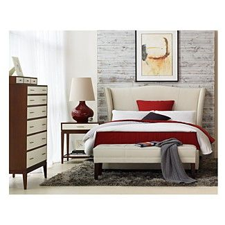 22 Best Images About Best Wing Beds On Pinterest Tufted Bed Bedroom Color Palettes And