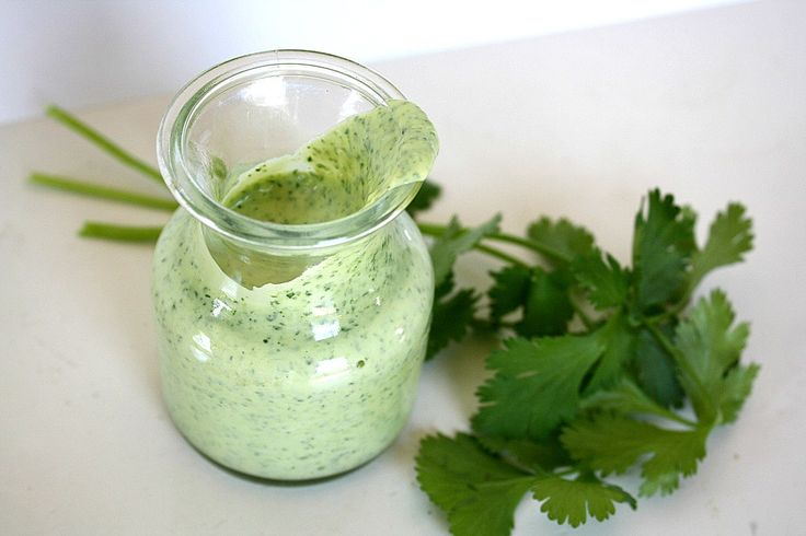 El Pollo Loco Creamy Cilantro Dressing - Make your favorite Restaurant & Starbucks recipes at home with Replica Recipes!