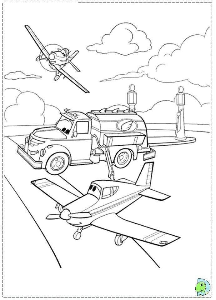 Dusty Crophopper Coloring Pages Planes 2 Coloring Pages ...