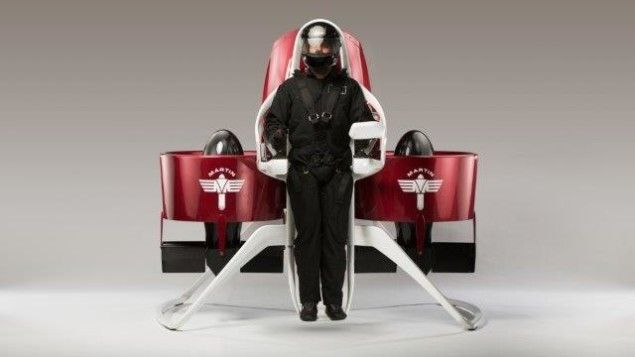 3D Printing Helps the Martin Jetpack Launch Its First Sales
