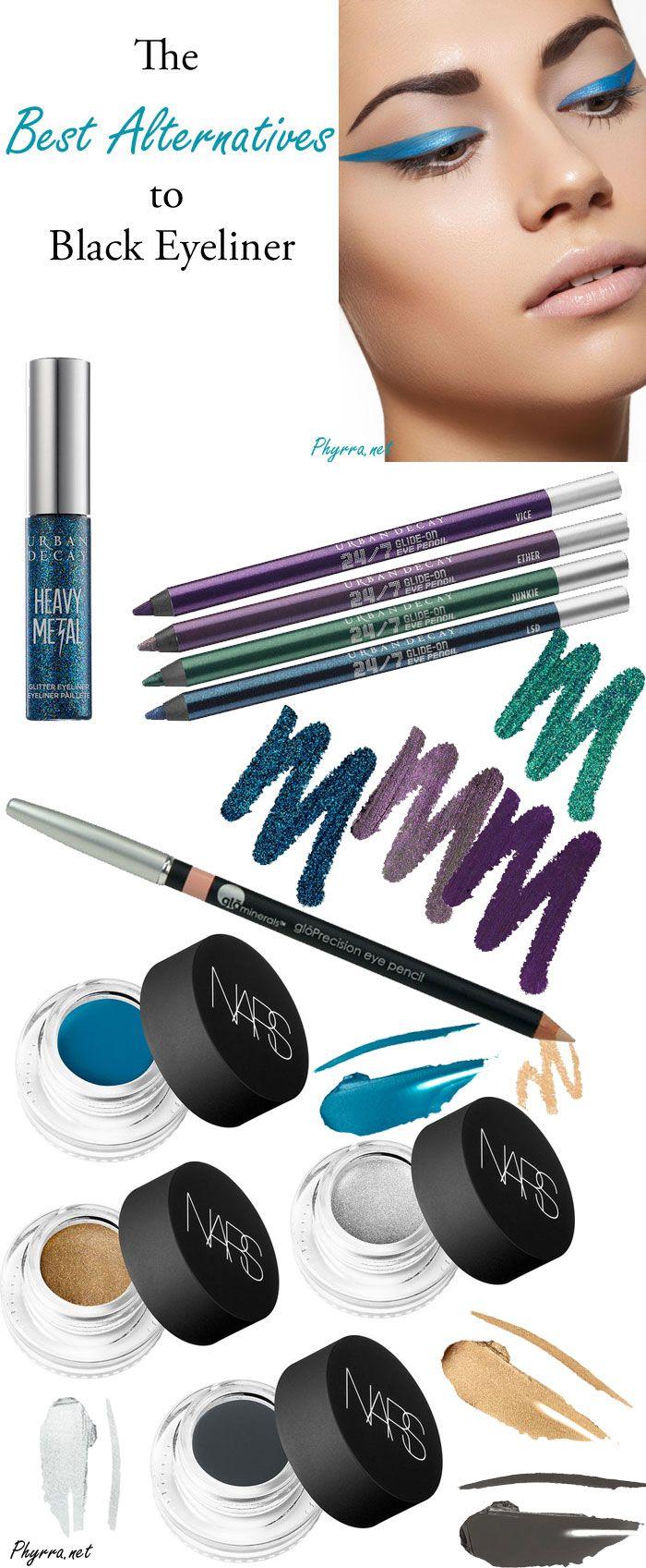 Best Alternatives to Black Eyeliner