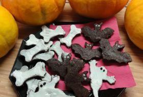 Jak rychle připravit cukroví na oslavu Halloween | recept