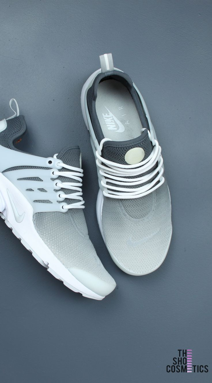 cdc3149668bc6 Nike presto grey custom sneakers - ombre design in 2019 | Shoes | Gray nike  shoes, Nike presto, Custom sneakers