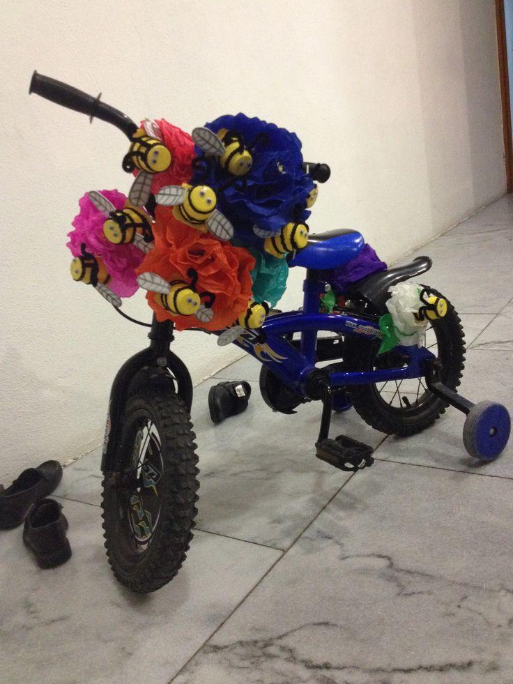 Bee bike