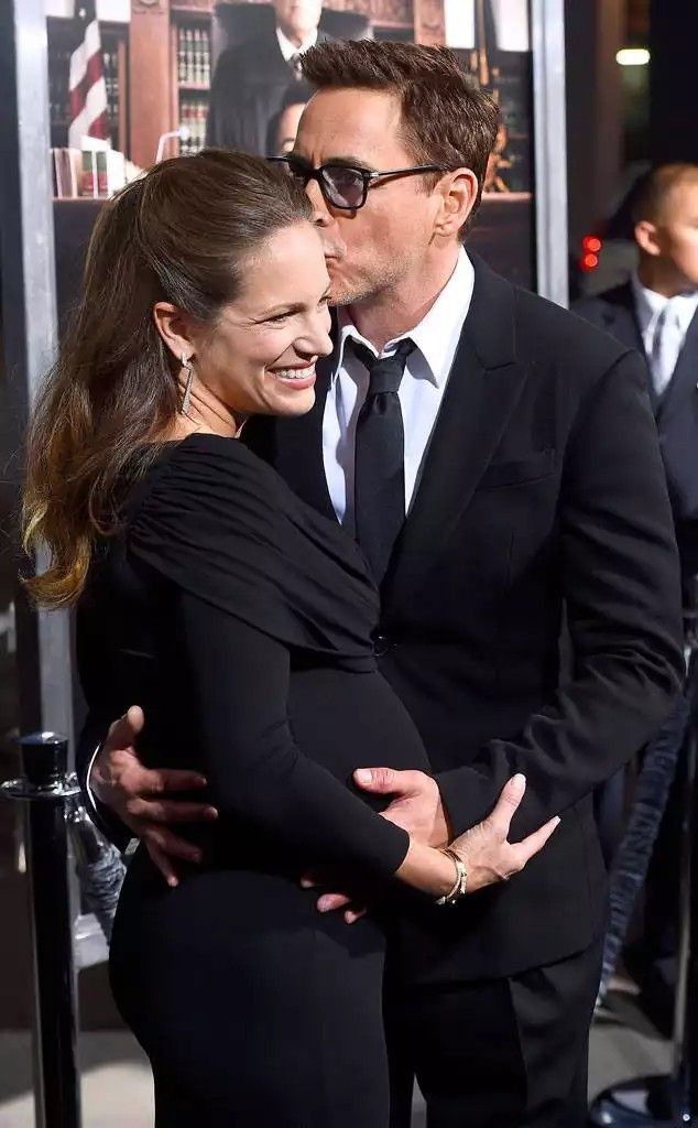 Power Couple ♡ Robert Downey Jr and Suzan Downey ♡♡