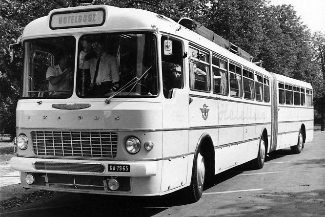 Ikarus 180 - 1961
