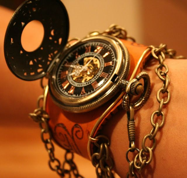 Time Piece Art: Our latest watches