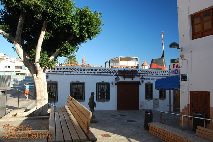 Starówka w Morro Jable