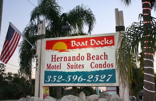 Hernando Beach Suites & Condos | 352-596-2527