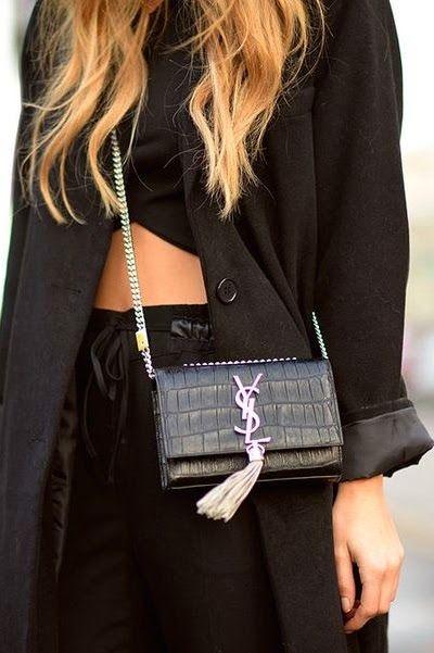 Fashion Cognoscente: Fashion Cognoscenti Inspiration: Grayscale Minimalist