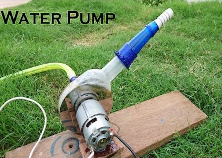 Make a Centrifugal Water Pump Using a Hard Drive -- Centrifugal pumps are used in all sorts of applications and they range from the very small to the enormous. One of the biggest measures of the power of a pump is not only horse power but the head which it can output water.