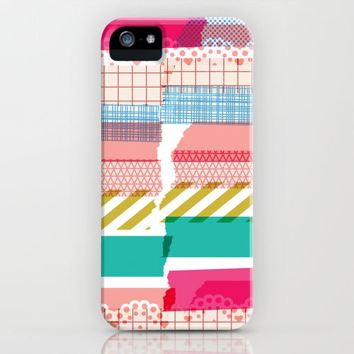Washi iPhone Case