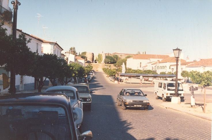 Vila Viçosa. Terra de tantos encantos... 1988