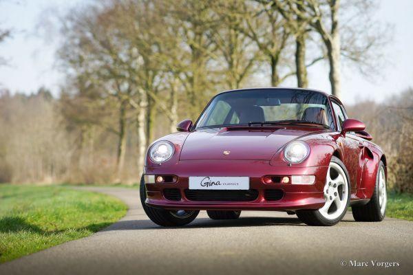Porsche 911 (993) Turbo S, 1997 - Classicargarage - FR