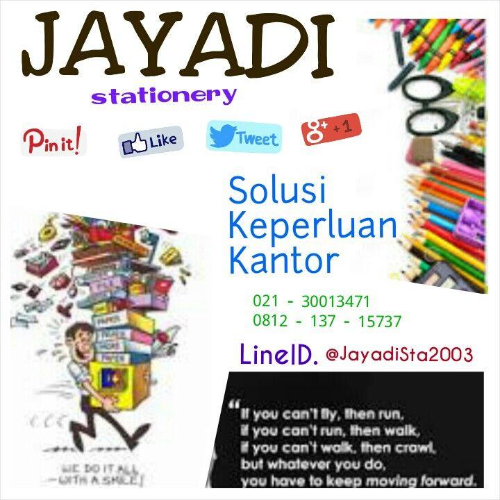 JayadiSta2003 - Solusi Keperluan Kantor