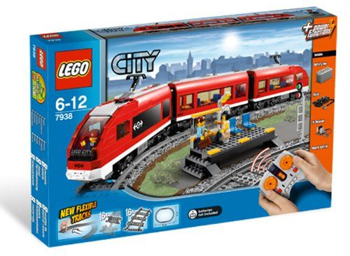 LEGO City 7938 – Passagierzug | Your #1 Source for Toys and Games